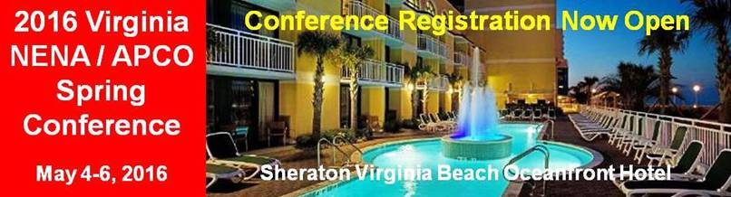 2016 Spring NENA/APCO Conference